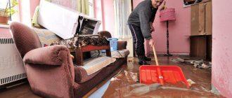 Что делать, если вас затопили соседи: пошаговая инструкция.